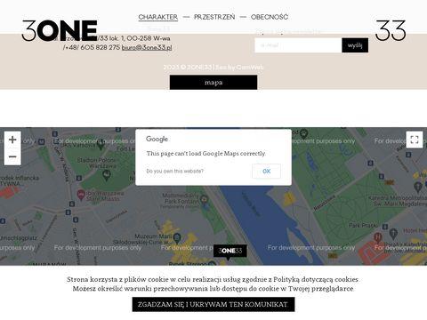 3one33.pl przestrzeń wysokiej jakości