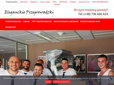 Eleganckieprzeprowadzki.pl