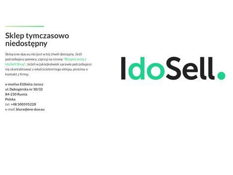 Ene-due.eu zabawki dla dzieci do ciągnięcia