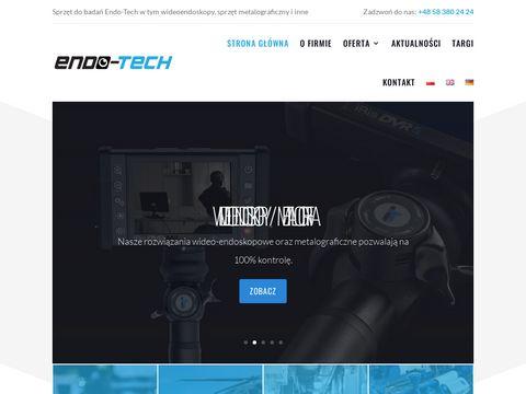 Endo-tech.pl fiberoskop
