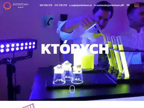 Enterteam.pl firma eventowa
