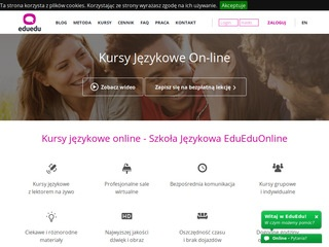 Edueduonline.pl angielski