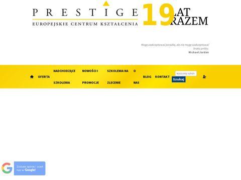 ECK-Prestige