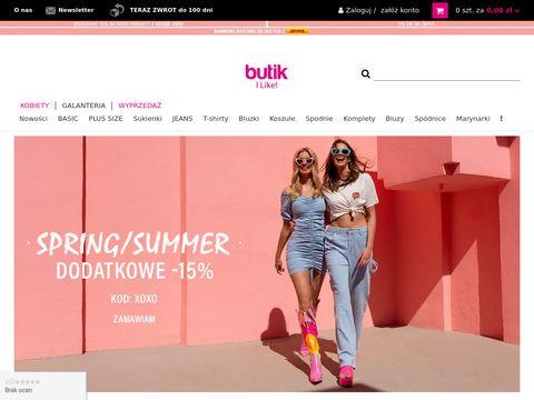 eButik.pl - sklep internetowy z ubraniami