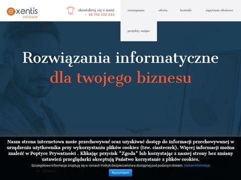 Exentis.pl pozycjonowanie stron Kielce