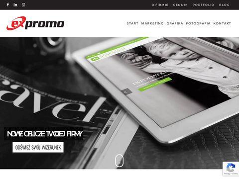 Expromo.pl fotografia produktowa