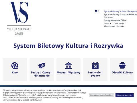 Eurobilet.pl system sprzedaży biletów online