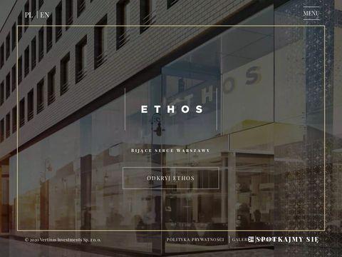 Ethos-warsaw.com biurowiec