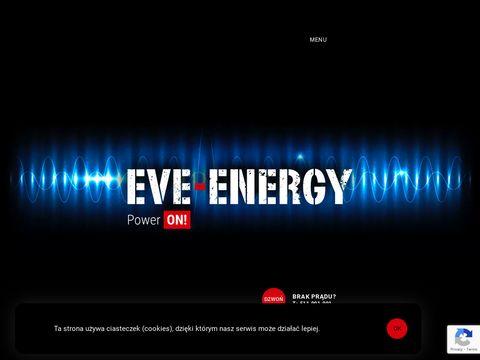 Eve-energy.pl genaratory agregaty prądotwórcze