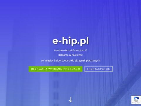 E-hip.pl gazeta ogłoszenia Kraków