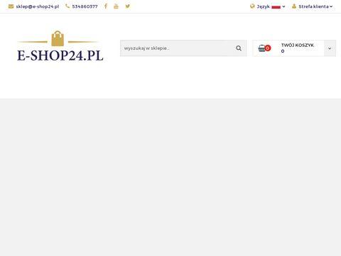E-shop24.pl sklep z wyposażeniem warsztatów