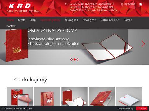 Rekpol - drukarnia online