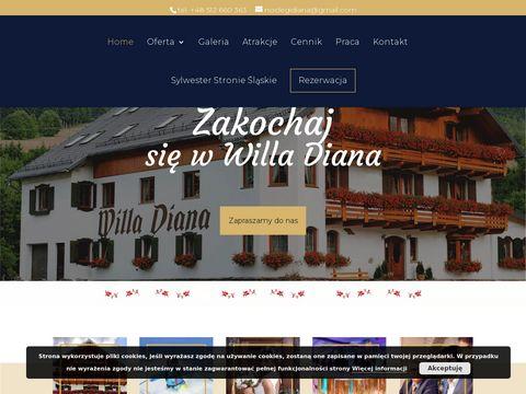 Diananoclegi.pl - pokoje w Stroniu Śląskim