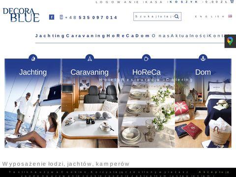 Decorablue.pl sklep żeglarski