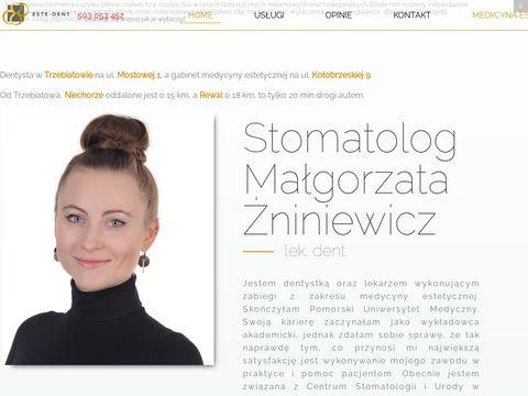 Dentystanadmorzem.pl Trzebiatów
