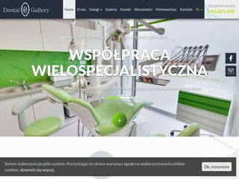 Dental-gallery.pl stomatolog Wola