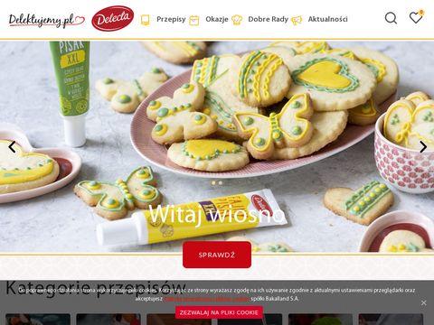 Delektujemy.pl przepisy na desery