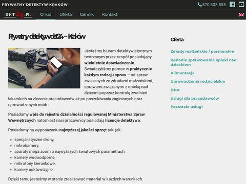 Det24.pl agencja detektywistyczna
