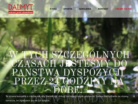 Dalmyt sp. z o.o. monitoring DDD