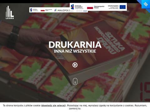 Legra drukarnia offsetowa Kraków