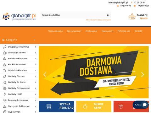 Globalgift.pl gadżety reklamowe