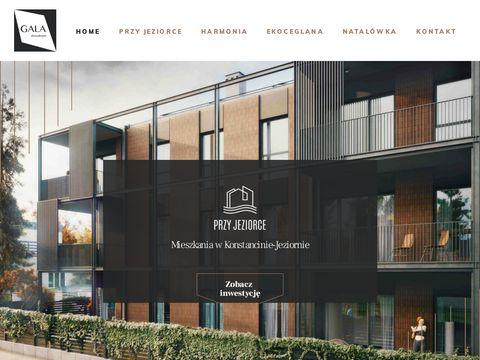 Galadeweloper.pl inwestycje Milanówek