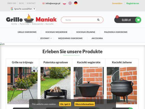 Grillomaniak.pl - akcesoria