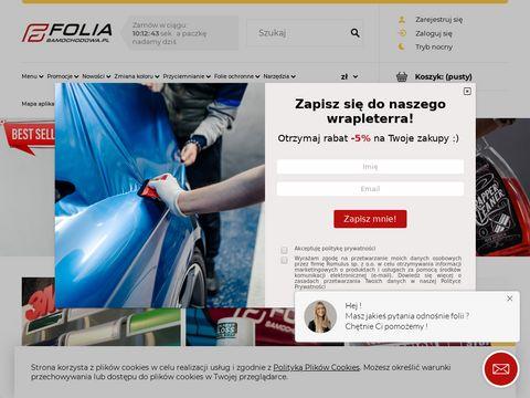 Folia-samochodowa.pl - folie samochodowe