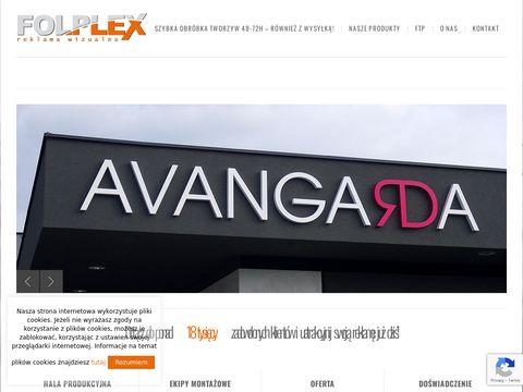 Folplex.pl tworzywa konstrukcyjne