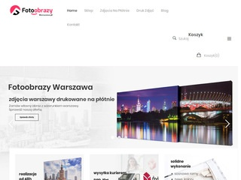 Fotoobrazy.warszawa.pl