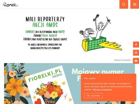 Fiorelki.pl blog dla rodziców
