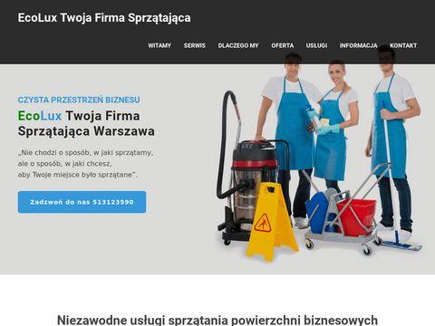 Firmasprzatajaca.warszawa.pl sprzątanie