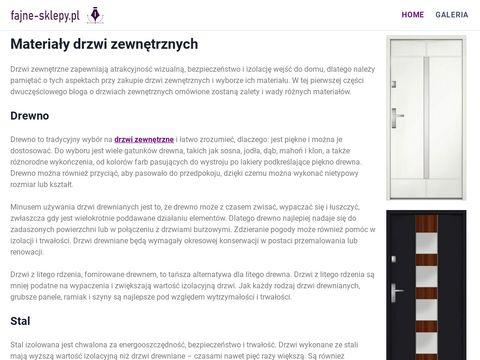 Katalog sklepów internetowych