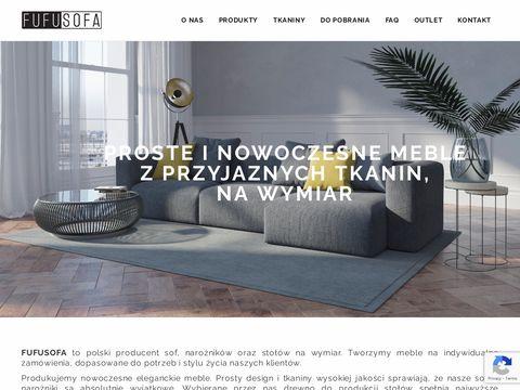 Fufusofa.pl kanapy na wymiar