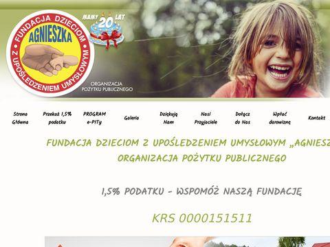 Fundacjaagnieszka.pl