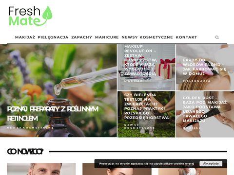 Freshmate.pl internetowy sklep kosmetyczny