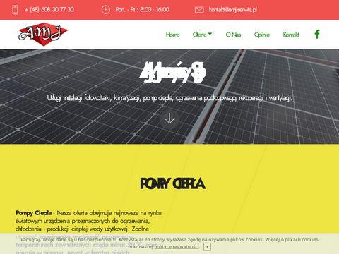 AMJ Jaroszyńscy Sp.j - klimatyzacja, wentylacja