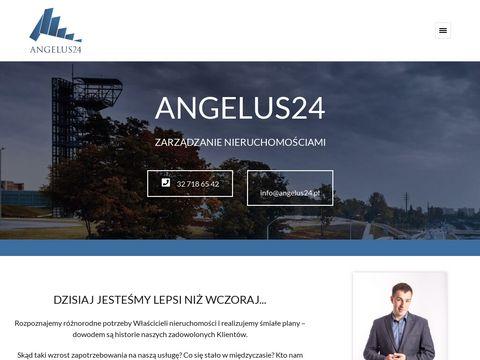 Angelus24.pl zarządzanie nieruchomościami