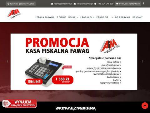 Aimserwis.pl komputerowy Inowrocław Mogilno
