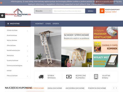 Akcesoria-dachowe.eu