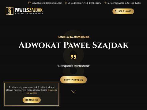 Adwokat-szajdak.pl Tychy