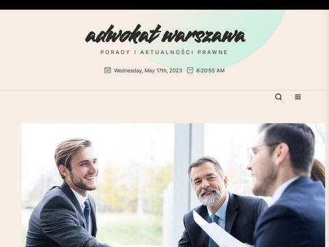 Adwokat-nadwodny.pl Warszawa