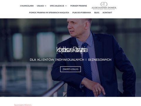 Adwokatdomek.pl