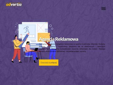 Advertia.pl druk reklamowy