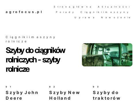 Agrofocus.pl analiza gleby