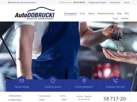 Autodobrucki.pl powypadkowe