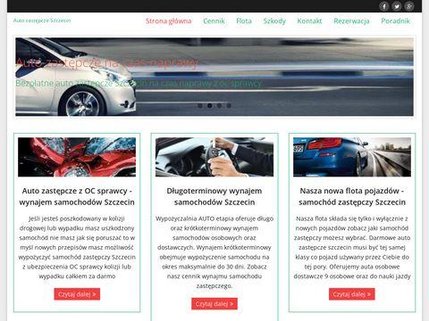 Auto-zastepcze.info samochód na czas naprawy