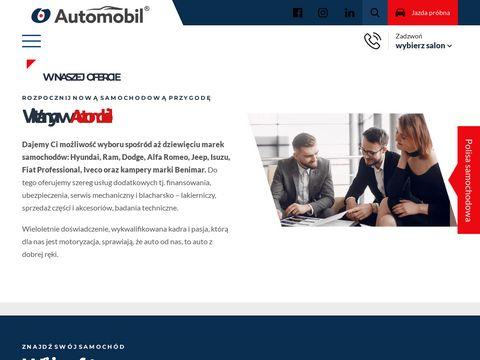 Auto-mobil.pl sprzedaż kamperów