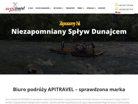 Api-travel.pl Zakopane spływ Dunajcem