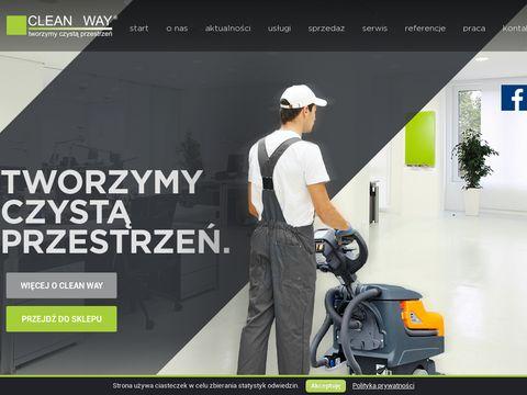 Cleanway.pl sprzątanie biur